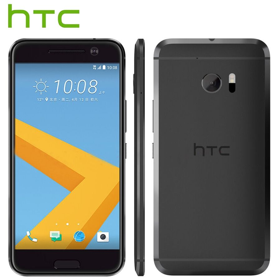 EU Version HTC 10 4g LTE Handy 5,2