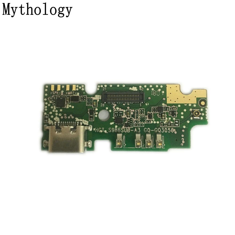Mythology For Ulefone Power 3 3S USB Board Flex Cable Dock Connector Microphone 6.0 Inch Mobile Phone Charger Circuits