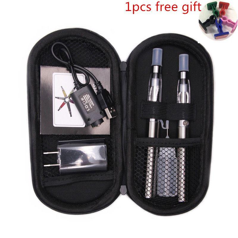 SOUS DEUX Double ego ce4 zip kit Cigarette Électronique ego t batterie ce4 atomiseur Vaporisateur stylo e-cigarettes kits électronique narguilé stylo