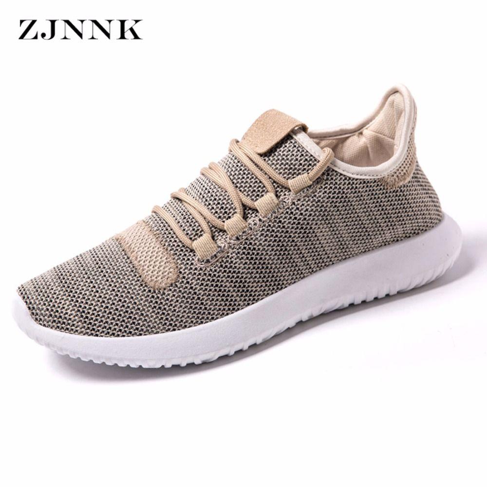 ZJNNK Nuevo Diseño de Lujo de Los Hombres Zapatos Resbalón-prueba de Niños Jóvenes Zapatos de Moda Fácil Partido Patchwork Transpirable Hombres Zapatos Casuales Venta caliente