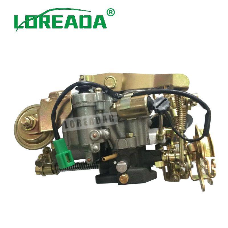 LOREADA Carb Carburetor assy MD-196458 5XF B For MITSUBISHI 4G63 Engine Galant/TALON/FREECA/Eclipse/SPACE GEAR MD196458