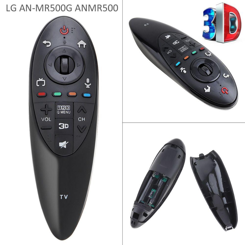 2018 Portable TV Remote Control AN MR500G Smart TV UB UC Series LCD TV Controller Support for LG 50LB300US 55LB6300UQ 55UB8500UA