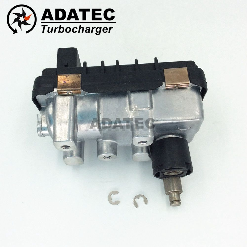 Genuine Turbocharger Electronic Actuator for AUDI 2.7 3.0TDI G-021 G-21 G21 767649 6NW009550 turbo wastegate