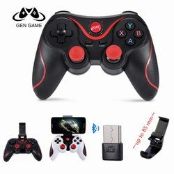 Gen Game X3 Game Controller Smart Wireless Joystick Bluetooth Android Gamepad Gaming Remote Control T3/S8 Phone PC Phone Tablet