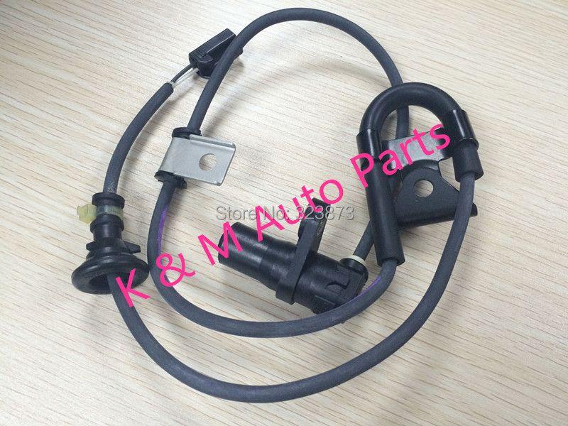 GENUINE 89546-48030   8954648030 Wheel Speed Sensor /ABS SENSOR FOR TOYOTA HIGHLANDER T-0-P