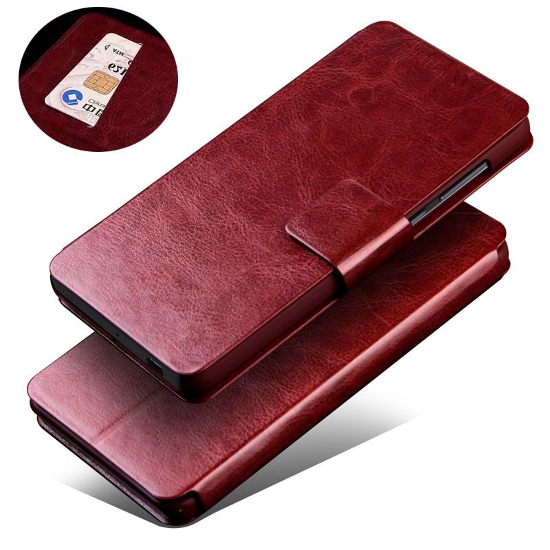 Luxury Pu Leather Cover for Lenovo VIBE P1m P1ma40 P1mc50 P1ma50 Wallet card slot phone case for Lenovo VIBE P1 m P1m a40 case