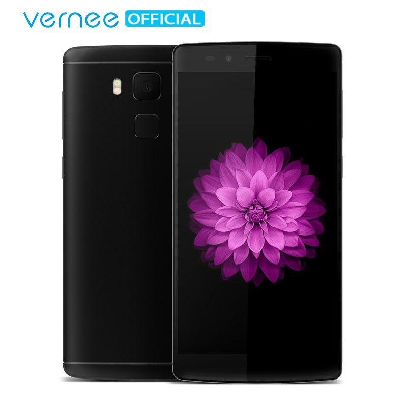 Vernee Apollo X Cellphone MTK Helio X20 Deca-Core 5.5