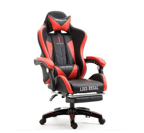 ergonomic gaming chair Internet cafes WCG computer chair comfortable recline playing Chair house chair