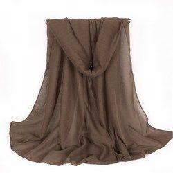 Nouveau Plaine Maxi Écharpe Écharpes De Mode Printemps Chaud Solide Couleur Musulman Hijab Femme/Femmes Écharpe Châle 180*90 cm