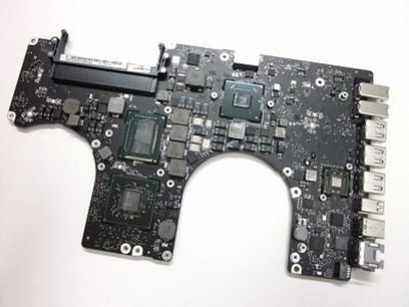 Original For Mac book Pro 17'' A1297 Motherboard 2.2Ghz i7 year 2011