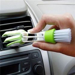 Kunststoff Dirt Duster Pinsel Auto Klimaanlage Vent Jalousien Reinigung Pinsel Für Serie Teil Zubehör