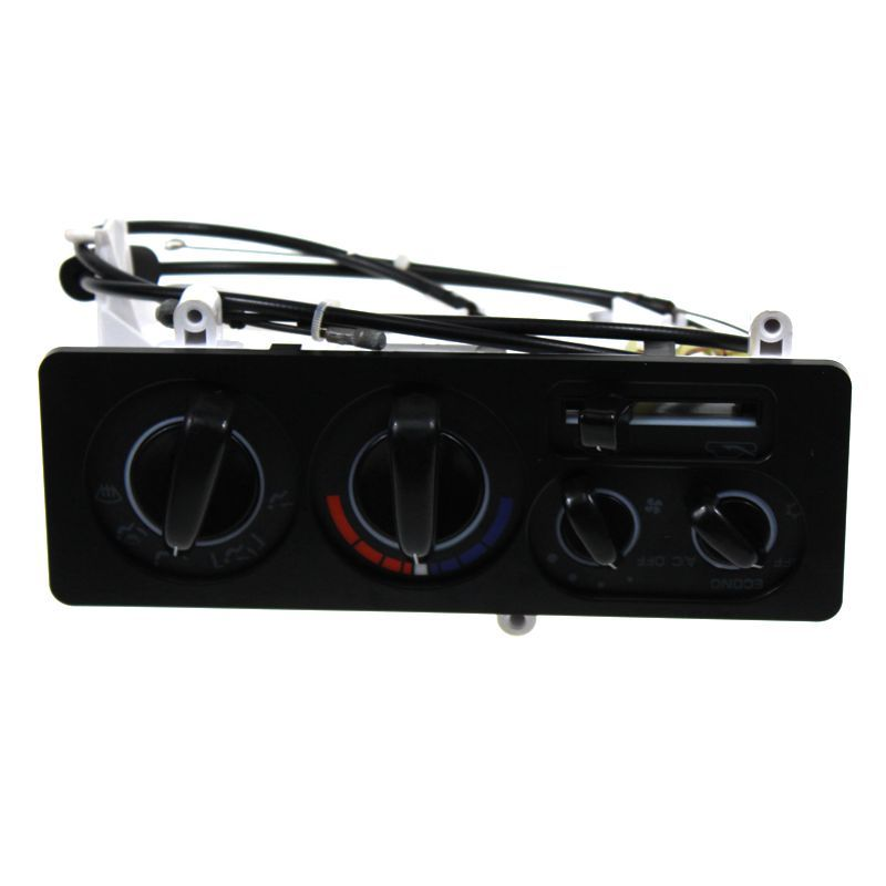 LARBLL New Master Fresh Air A/C Heater Control panel/Climate Switch Assembly For Mitsubishi Pajero V31 V32 V33 MB657317