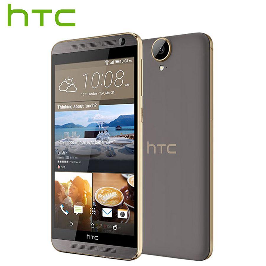 Brand New HTC One E9 + E9 Plus E9pw 4G LTE Handy 5,5 zoll MTK Helio X10 Octa-core 3 GB RAM 32 GB ROM 20MP 2800 mAh SmartPhone