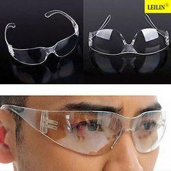 Jelas Asap Debu Mata Pelindung Lab Anti Kabut Kacamata Kacamata Keselamatan Vented