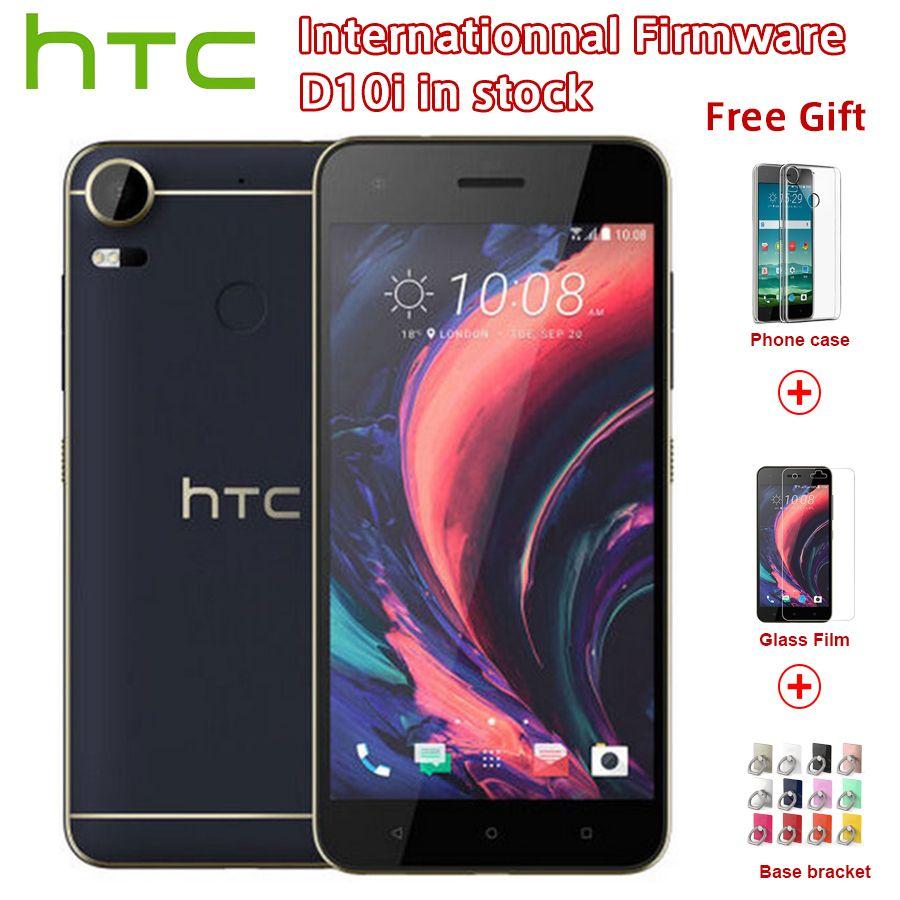 Original New HTC Desire 10 Pro 4GB RAM 64GB ROM 4G LTE Mobile Phone 5.5 inch Octa Core Dual SIM 20MP 3000mAh Android Smartphone