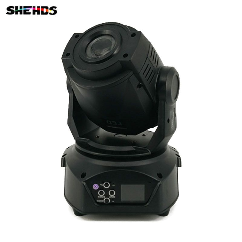 Free Shipping New Hot-sale 90W LED Spot Moving Head Light/USA Luminums 90W LED DJ Spot Light