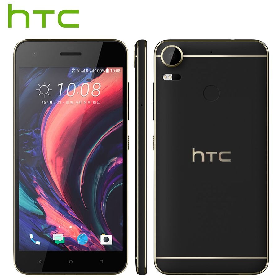 Globale Version HTC Desire 10 Pro 4 GB RAM 64 GB ROM 4G LTE Handy 5,5