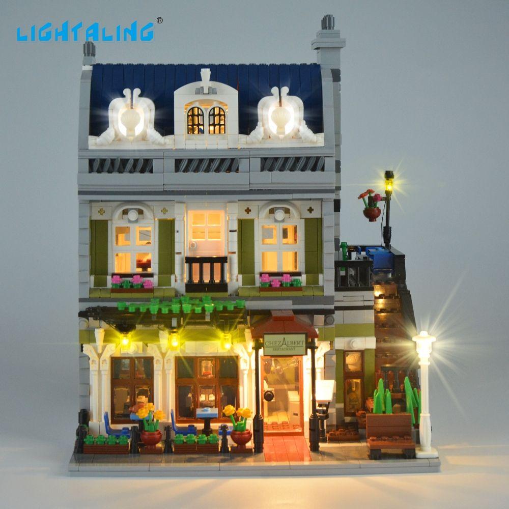 Ensemble de lampadaire LED d'éclairage Compatible avec la célèbre marque parisienne Restaurant 10243 créateur décorer Kit de lumière