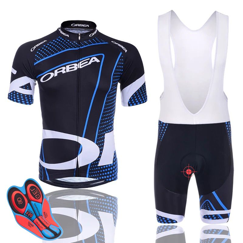 2017 ORBEA High Quality Newest Fabric Short sleeves Cycling Bike Bicycle Clothing Clothes Men Cycling Jersey Jacket Jersey
