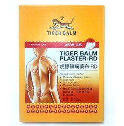 Tiger Balm Patch Gips Tiegao Warme Arzneimittel Schmerzen Relief Gips Muskelschmerzen