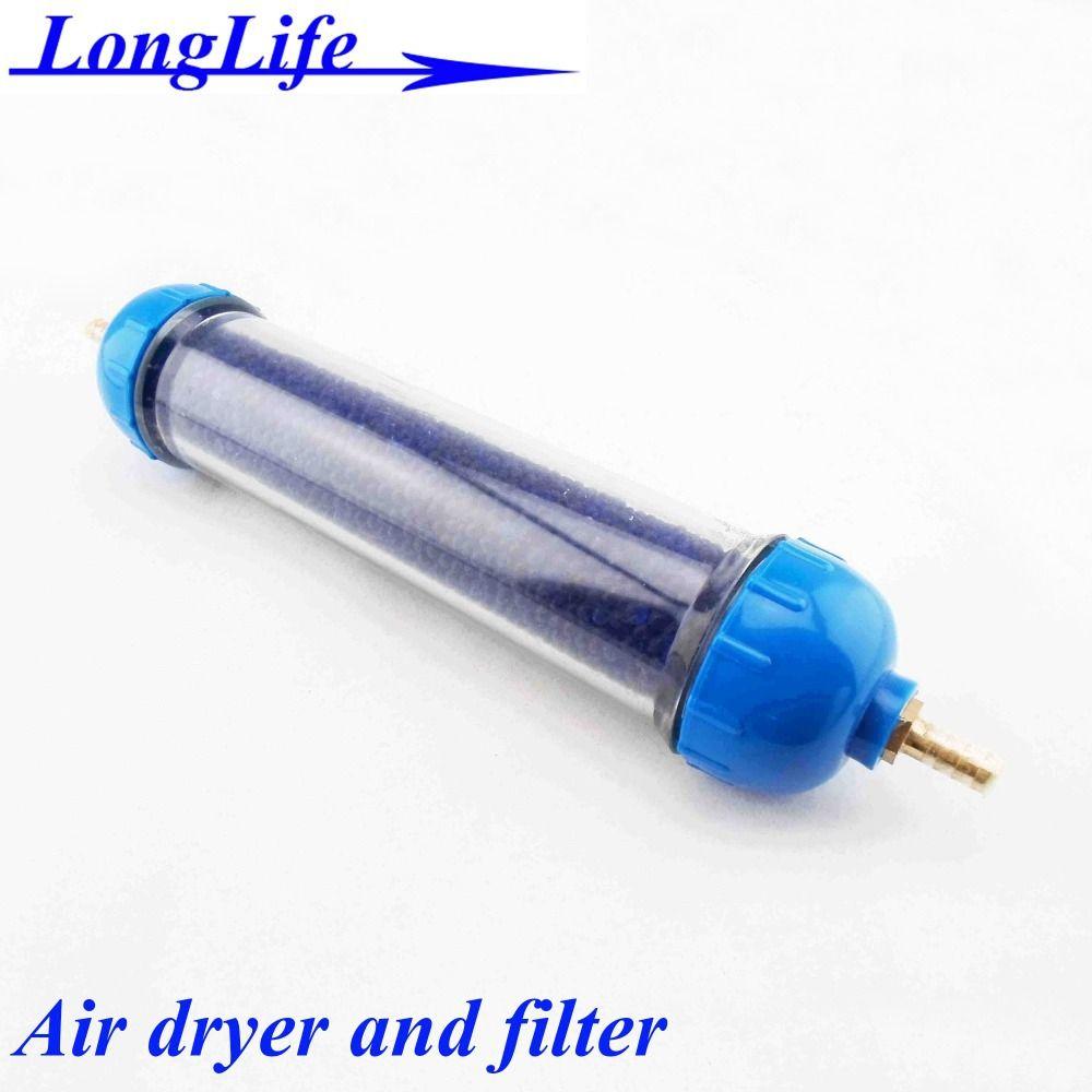 LF-4508, pièces de générateur d'ozone sécheur d'air et filtre à usage répété filtre poussière pour améliorer la durée de vie et la concentration d'ozone