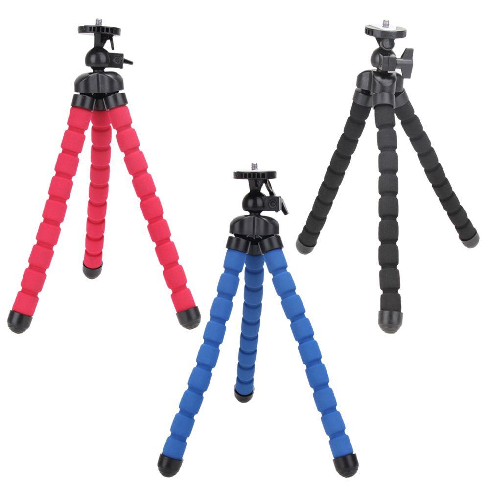 Große Flexible Universal Stativ Einbeinstativ Digital Kamera DV Stativ Halter Stehen Octopus für Nikon/Canon/Sony/Olympus kameras