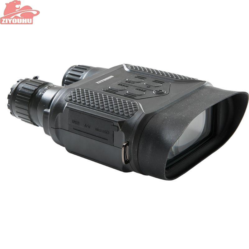 Jagd HD Digitale Nachtsicht Gerät Taktische Militärische Qualität 7X31 Infrarot Nachtsicht Fernglas IR Kamera Für Hunter