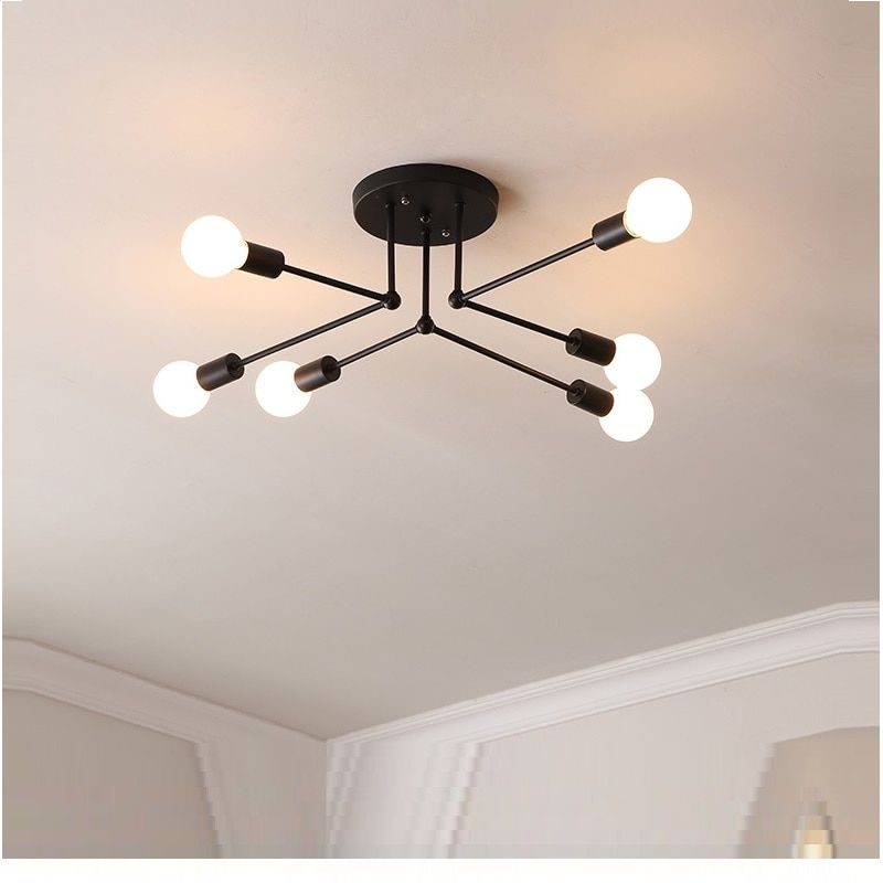 Modern LED Ceiling Chandelier Lighting Living Room Bedroom Chandeliers Creative Home Lighting Fixtures AC110V/220V Modern
