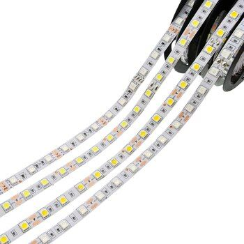 LED Strip 5050 RGB lights 12V Flexible Home Decoration Lighting SMD 5050 Waterproof LED Tape RGB/White/Warm White/Blue/Green/Red