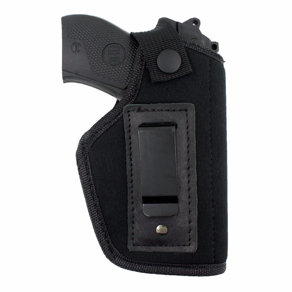 Inside The Waistband Holster | Fits M&P Shield 9mm, .40, .45 Auto / GLOCK 26 27 29 30 33 42 43 / Ruger LC9, LC380 / Springfield