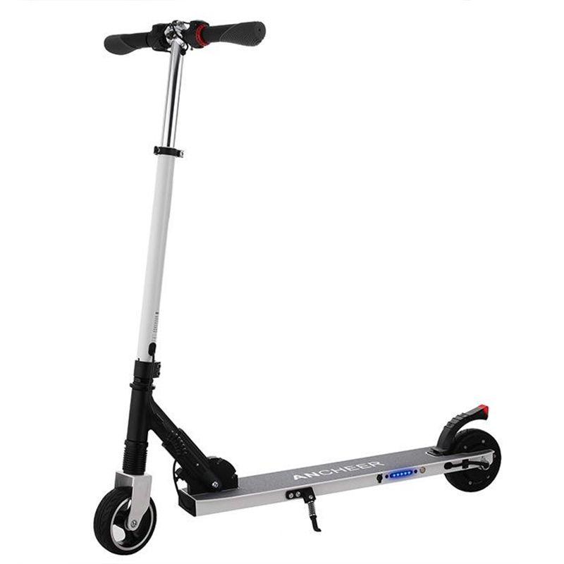 ANCHEER 5,5 ''Elektro-scooter Für Erwachsene Hoher Geschwindigkeit Aluminiumlegierung Leichte Falten Roller Für Erwachsene Elektro-scooter