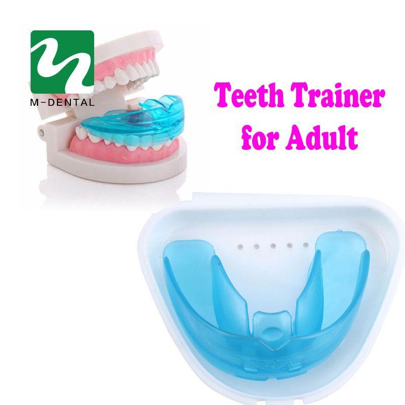T4A Dents Formateur Accolades Orthodontique Matériaux Dentaires Accolade Dents Dents Formateur pour Adultes Livraison Gratuite