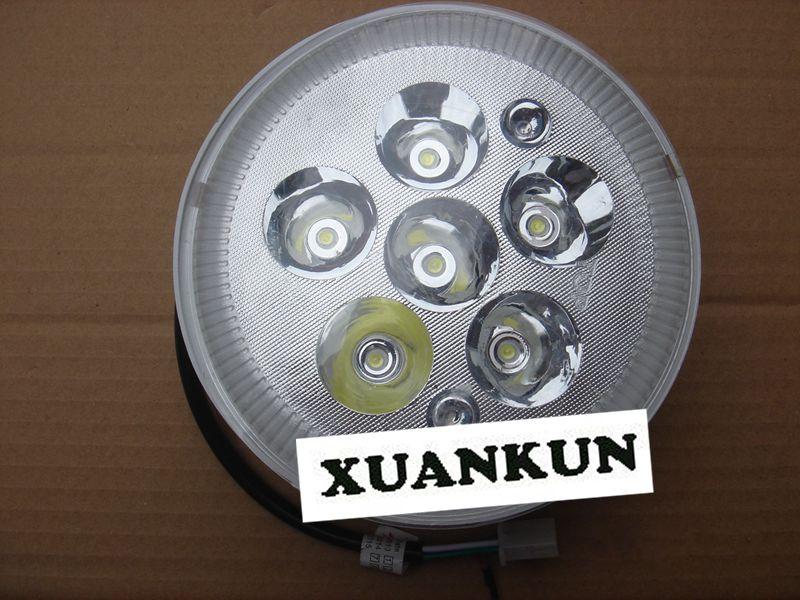 XUANKUN Motorcycle EN125  retrofit LED lamp 30W retrofit LED lamp distance light ultrabright