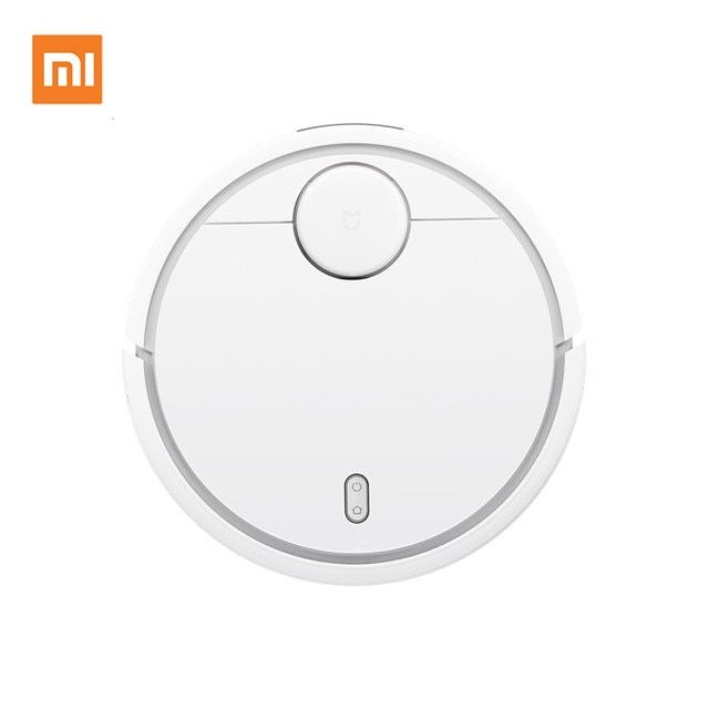 Xiaomi Mijia Original Robot Vacuum Cleaner Smart Planned Auto Charge LDS Scan Mapping and SLAM 1800Pa 5200mAH with APP Control