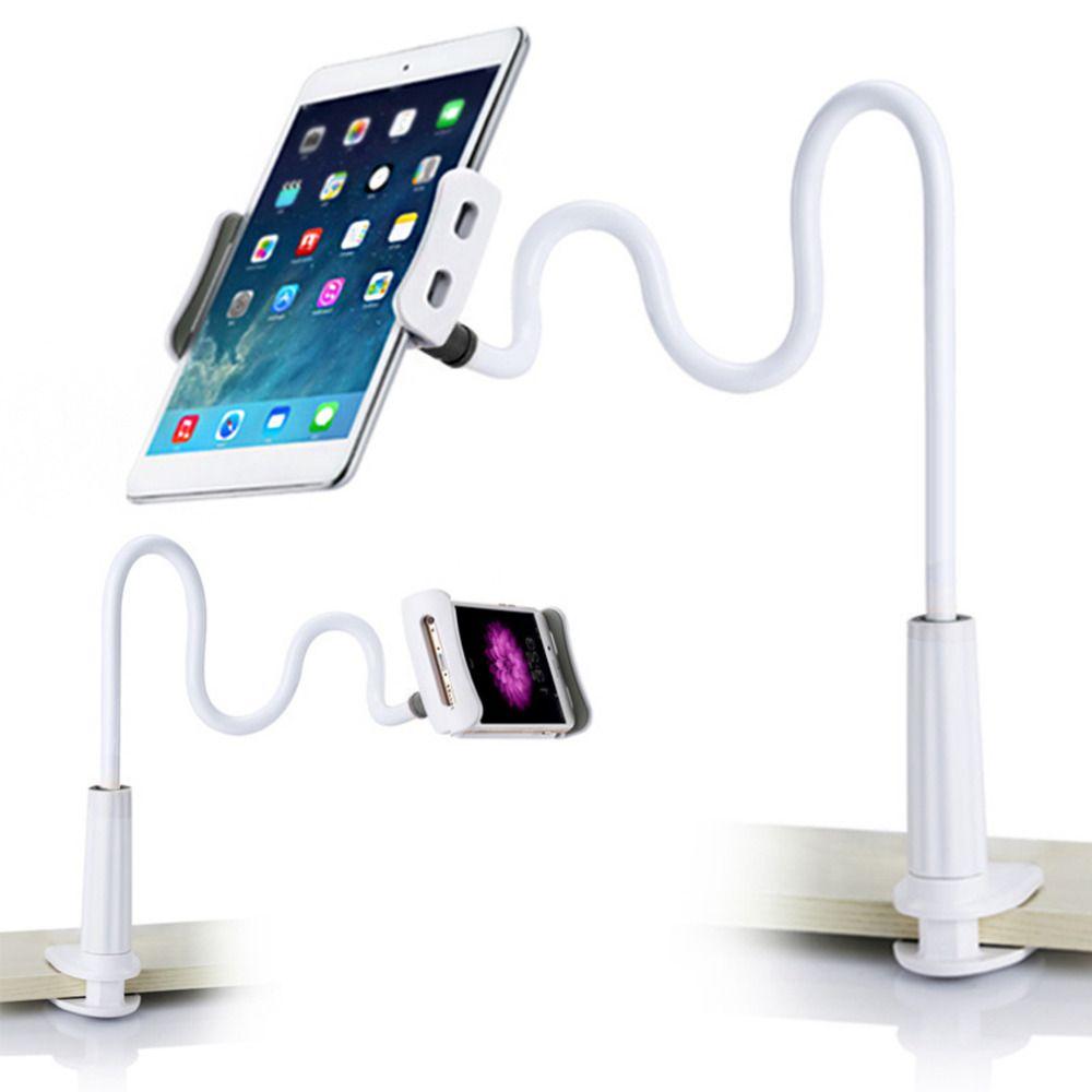 360 grad Flexible Arm Tisch Pad halter Ständer Lazy Menschen Bed schreibtisch tablet für ipad unterstützung 4-10,5 zoll tablet und telefon