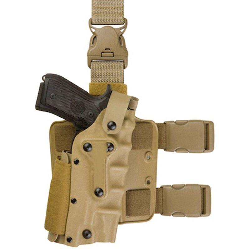 Tactical Holster Ipsc Cuisse Universal Gun Leg Military Platform Holsters For G 17 1911 M92 M9 P226 USP
