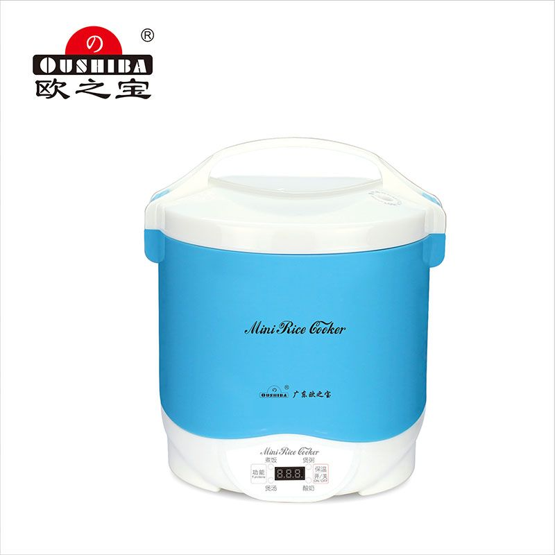 1.5L rice cooker used in house with the function of Rice Cooking and Porridge Cooking and Soup Stewing