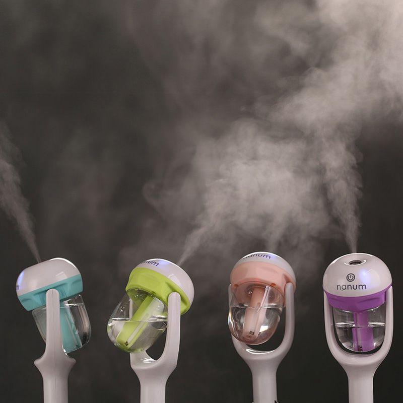 Nanum 12 v Voiture désodorisant De Voiture Humidificateur Purificateur D'air Aroma Diffuseur huile Essentielle diffuseur Aromathérapie Mist Maker Fogger