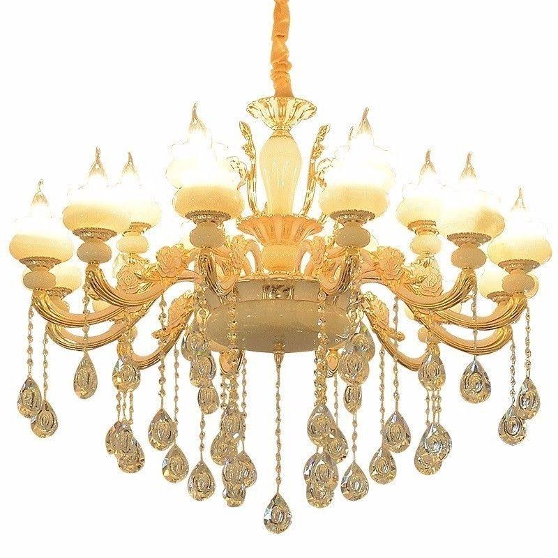 Flesh Licht Nordic Hanglampen Glanz Pendente Hause Kristall Gantung Deco Maison Lampen Moderne Lampara Colgante Hängen Lampe