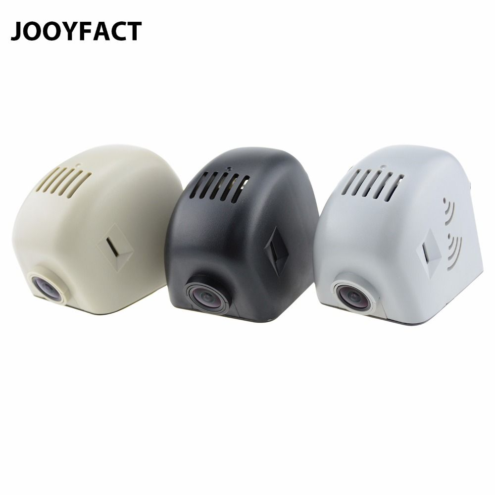 JOOYFACT A1 Car DVR Registrator Dash Cam Camera Video Recorder 1080P 96658 IMX 323 WiFi for Audi A1 A3 A4 A5 A6 A7 Q3 Q5 Q7