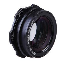 1.08x-1.60x Zoom Oculaire du Viseur Loupe pour Canon Nikon Pentax Sony Olympus Fujifilm Samsung Sigma DSLR Caméras