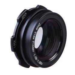 1.08x-1.60x Zoom Viewfinder Eyepiece Magnifier for Canon Nikon Pentax Sony Olympus Fujifilm Samsung Sigma DSLR Cameras