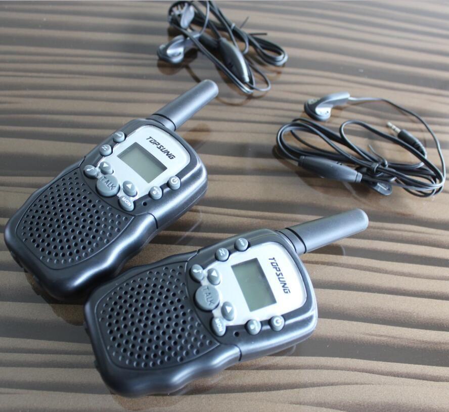 2pc supernova sale 22CH portable radio walkie talkie pair T388 twin talkabout handy CB UHF VOX radios transceiver Flashlight