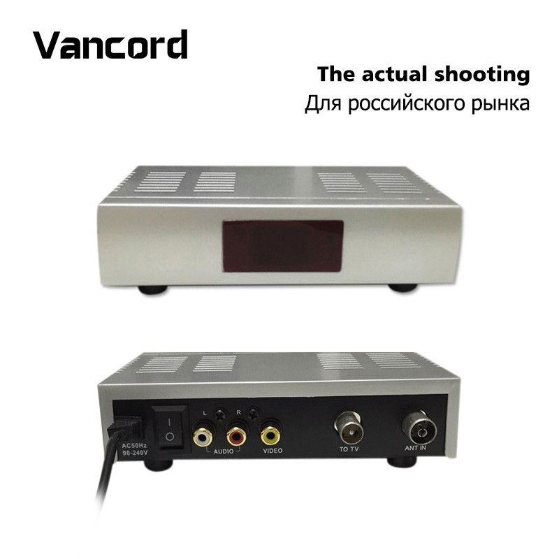 2017 New High Quality TV System AV-RF Audio Video Converter AV To RF Modulator for Russian Market Factory Price RF207