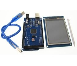 Free shipping! 3.2 inch TFT LCD screen module Ultra HD 320X480 + MEGA 2560 R3 Board with usb cable