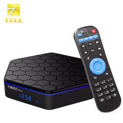 T95Z más 3 GB 32 GB opcional amlogic S912 Android TV box Android 7.1 4 k x 2 K H.265 decodificación 2.4g + 5g dual banda wifi Media Player