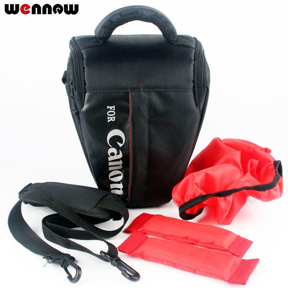 Wennew DSLR Sac Photo Pour Canon EOS 80D 800D 6D Mark II 200D 1300D 1500D 750D 760D 77D 70D 9000D 8000D 4000D 2000D 7D 5D