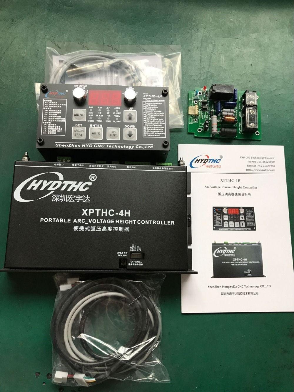 HYD XPTHC-4 Arc Spannung Plasma Controller ARC Taschenlampe Höhe Controller THC für CNC Plasma Schneiden