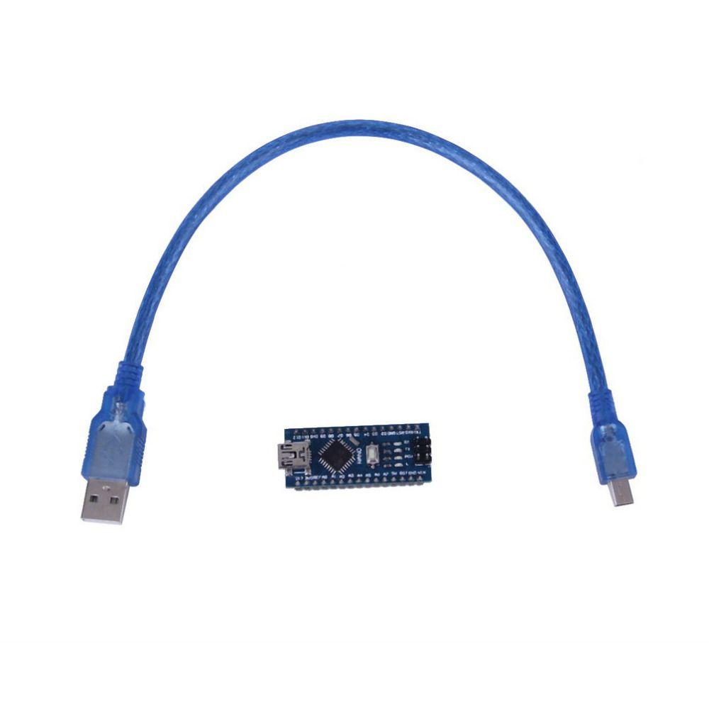 Heißer verkauf für Arduino Nano V3.0 controller ATMEGA328P ATMEGA328 original CH340 + usb-kabel
