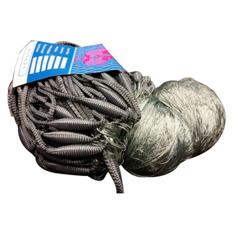 Hot! finnland Wandnetz-fischernetz für outdoor-sportarten angeln! multifilament fischnetz! 0,5 kg, Mesh größe 8 cm, tiefe 1,8 mt!